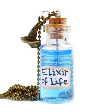 Of elixir water the life essay